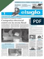 Edicion Impresa El Siglo 01-12-15