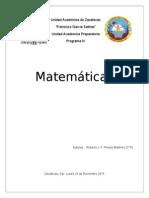 Trabajo Matemáticas Medicina 1° F.docx