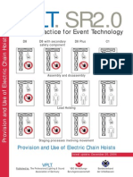 Code of practice for event handling