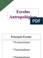aula 07 - escolas antropológicas