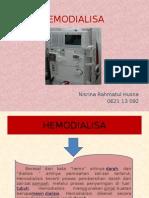 HEMODIALISA PPT