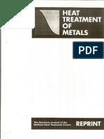 HT of Metals