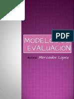 Modelos de Evaluación PDF
