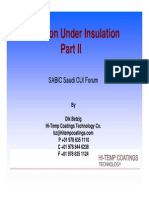 CUI Protective Coating Systems Part II