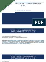 Código Fiscal de La Federación (Cff)