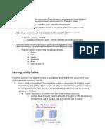 learningactivityoutline