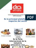 GESTION DE LA EXPORTACION - Semana 8 - Expoalimentaria (Ferias).pptx
