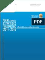 Plan de Desarrollo Estrategico y Prospectivo 2015-Sep