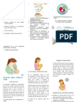 Triptico Lactancia Materna