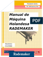 Manual  Holandesa