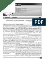 Sergio Romero - Tratamiento Contable Del Saldo a Favor Del Exportador - Aspectos Contables y Tributarios