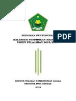 KALDIK MADRASAH 2015-2016 JATENG.doc