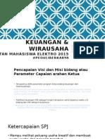 KEUANGAN & WIRAUSAHA