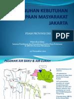 Paparan PAM JAYA Seminar BPLHD 20 November 2012
