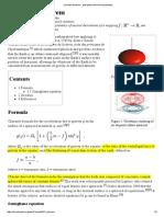 Clairaut's Theorem