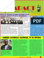 ZEC  Impact Magazine Sept - Dec 2015