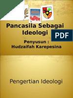 IDEALOGI PANCASILA