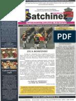 Jurnalul de Satchinez Noiembrie 2015