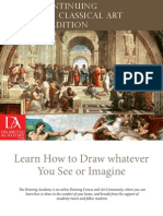 Drawing Academy Course