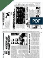De Morgen - 16 Jan 1988 - Pakistan-Bom