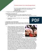 Prosedur Pengukuran Parameter Kualitas Udara Dalam Ruangan Rumah Sakit