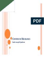 ContinuumMechanics V2