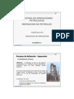 5_.CAPITULO N °3 PROCESOS DE REFINACION (1°Parte).pdf