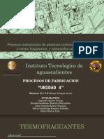 Procesos Industriales de Plásticos