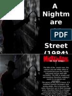 A Nightmare on Elm Street Opening Scene