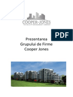 Cooper Jones - Prezentare Grup - Rezidential 2015