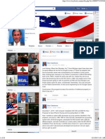 FACEBOOK Postings From July 29 to December 1, 2015