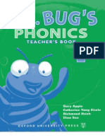 Mr.bugs Phonics for Teacher's Book1