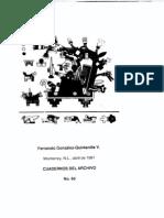 Cuaderno 60. Los códices mexicanos y su contexto
