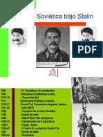 IV. 3.1. Totalitarismo Comunista II
