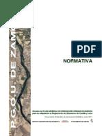 Normativa Zamora