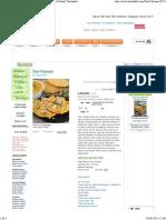 Dal Pakwan Recipe _ Indian Chaat Recipes _ by Tarla Dalal _ Tarladalal.com _ #2827