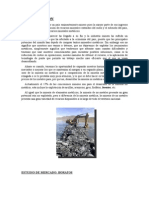 Estudio de Mercado de La Ulexita