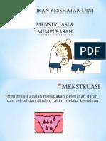 Presentasi Kesehatan Reproduksi untuk Sekolah Dasar