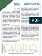 PCI Africa - Vertical Air Scoured Pressure Sand Filters