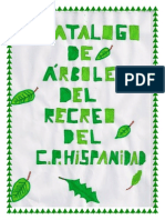 Catalogo Arboles CP Hispanidad