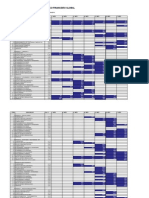 6.6 Cronograma Fisico Financeiro