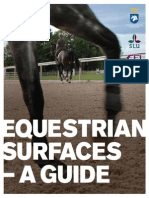 Equestrian Surfaces-A Guide