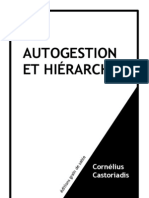 [eBook FR] Autogestion et hiérarchie