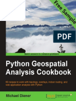 Python Geospatial Analysis Cookbook - Sample Chapter