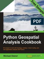 Python Geospatial Analysis Cookbook - Sample Chapter