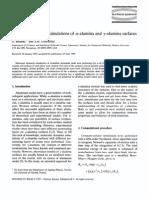 Surface Science Volume 295 issue 1-2 1993 [doi 10.1016%2F0039-6028%2893%2990202-u] S. Blonski; S.H. Garofalini -- Molecular dynamics simulations of α-alumina and γ-alumina surfaces.pdf