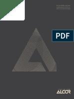Catálogo General Alcor 2018
