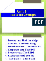 Unit3 Tax Accounting