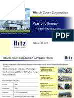 Hitachi Zosen Corporation