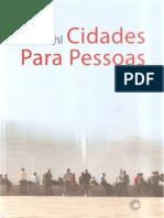 Livro Cidade Para Pessoas - Jan Gehl